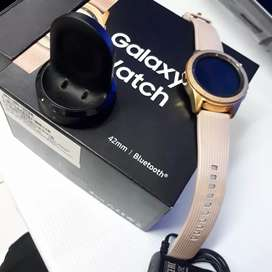 Samsung Galaxy Watch 42mm Rose Gold Mulus