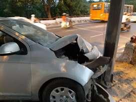 Accidental car for sale, Engine safe