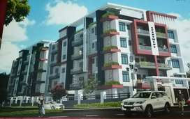 At VIP road (Sixmile) 2bhk under construction flat