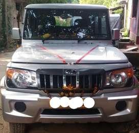Mahindra Bolero SLX BS IV, 2018, Diesel