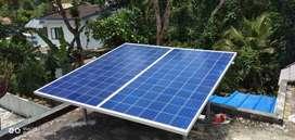 Solar inverter 1kv+panel335w