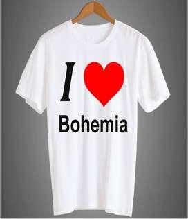 Bohemia Ka Fan T-shirt