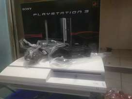 Mesin ps3 fatt 80gb