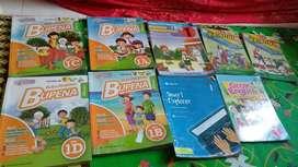 Buku sekolah kelas 1 SD satu paket