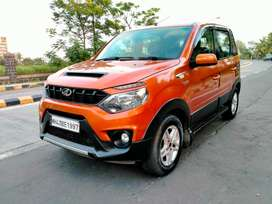 Mahindra NuvoSport N8 AMT, 2016, Diesel