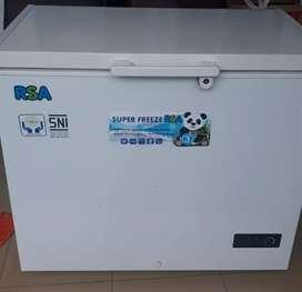 Freezer RSA CF220 DIJUAL CEPAT