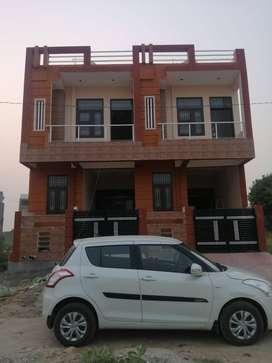 80sqyd 3bhk full duplex house at kalwar road jaipur