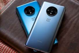 OnePlus 7T  Glacier Blue, 8GB RAM, Fluid AMOLED Display, 256GB Storage