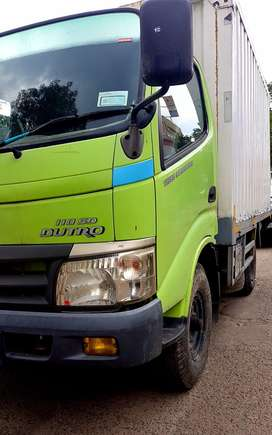 Truck HINO Dutro 110SD 4 roda (Hidrolik)