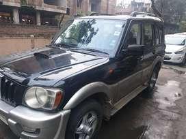 Mahindra Scorpio VLX 4WD Airbag BS-IV, 2011, Diesel
