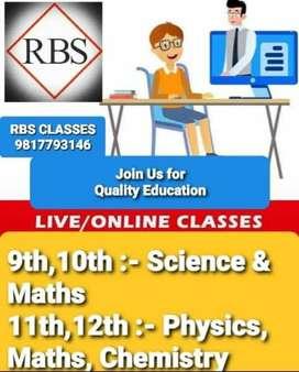 RBS Classes