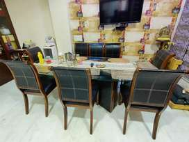 Dining Table Set (8 Chairs)