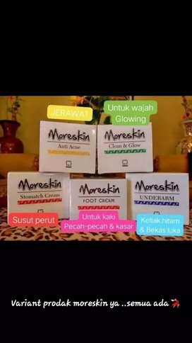 Moreskin foot cream Nasa