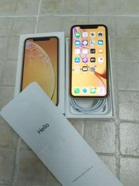 IPHONE XR MODEL AVAILABLE IN GOOD CONDITION