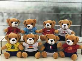 boneka beruang piala dunia