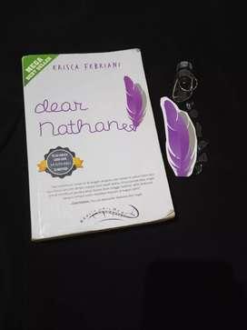 Novel Dear Nathan Karya Erisca Febriani