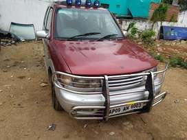 Tata Safari 4x2 EXi BS-III, 2002, Diesel
