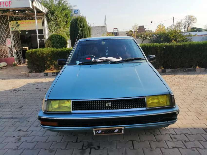 86 Corolla In Very Good Condition 0