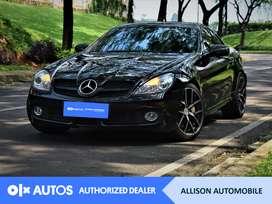 [OLXAutos] Mercedes Benz SLK200 1.8 Roadsters 2008 A/T Hitam #Allison