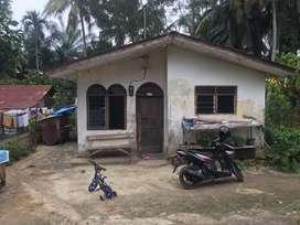 Di jual rumah dan tanah