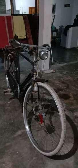 Jual sepeda ontel antik