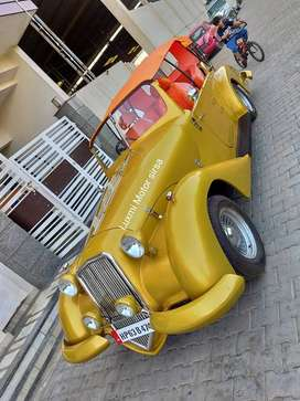Replica Vintage Cars
