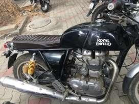 RE 535 Engine 5 speed gear box
