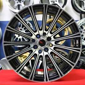 velg racing hsr ring 17 sangat cocok city vios yaris mobilio go march