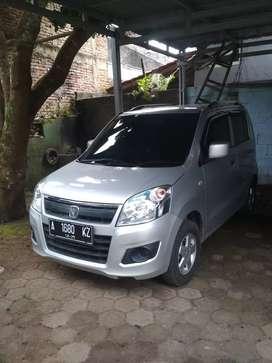Jual Mobil Suzuki Karimun Wagon R GL MT 2014