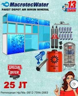 Alat depot air isi ulang