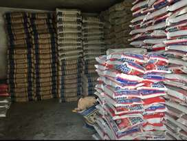 We sell/deliver Cement & other building material at affordable rates