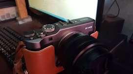 Fujifilm X-A5 Lengkap Seperti Baru Jual santai