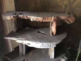 Kursi antik kayu jati