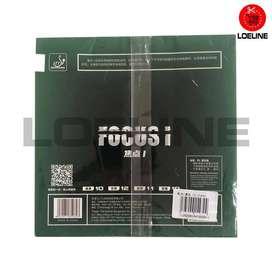 Karet Bet Ping Pong 729 Focus 1 Tenis Meja Original ID83
