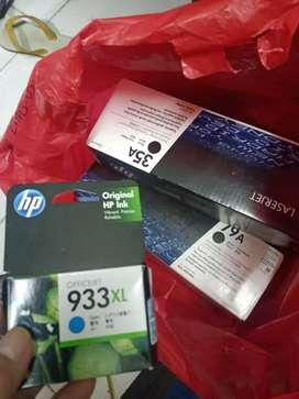 Jual beli tinta printer Epson, siap tampung