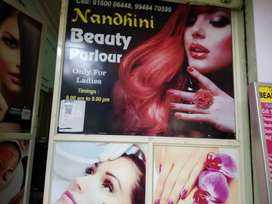 Nandini beauty parlour