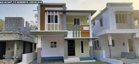 @ NSS College Near Grand House For Sale With 90% Home loan