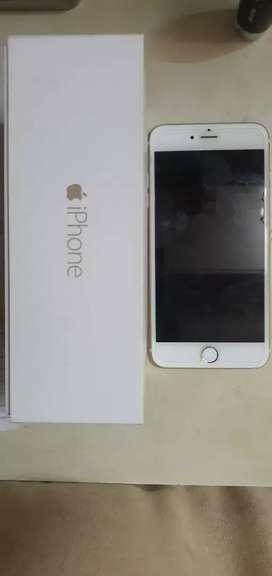 Iphone 6 Plus 64 GB Gold Rs 11000