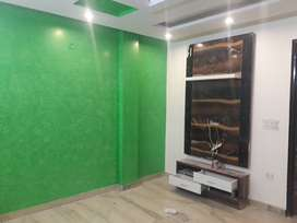 3 bhk flat .90% bank loan