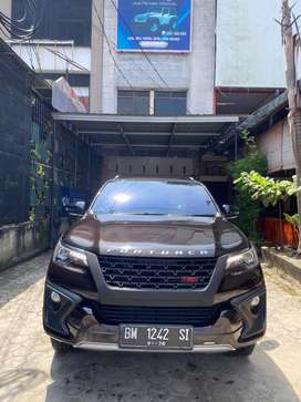 Fortuner Vrz Trd 4x2 Automatic 2017