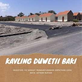 Tanah Kavling dan Rumah Pesan Bangun Samping Perum Pondok Tirta Duwet