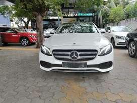 Mercedes-Benz E-Class E220 CDI Avantgarde, 2019, Diesel