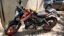KTM Duke 125 Urgently Sale