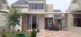 Dijual atau take over rumah type 45/160 Citra Indah City Bukit Orchid