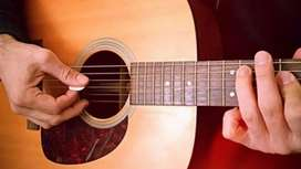 Learn Guitar in your free time. Kids and adults can learn.