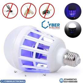 G ONE 2IN1 Mosquito Killer LED Bulb