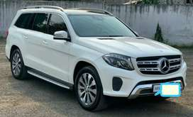Mercedes-Benz GLS 2017 Diesel 86000 Km Driven