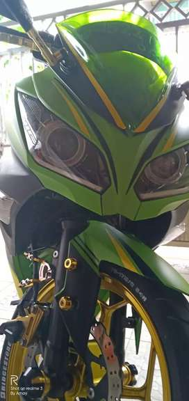 Kawasaki ninja 250Fi SE full modif