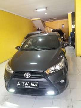 toyota yaris trd sportivo mt th 2016