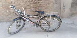 A very comfortable and beautiful cycle for urgent sale.
